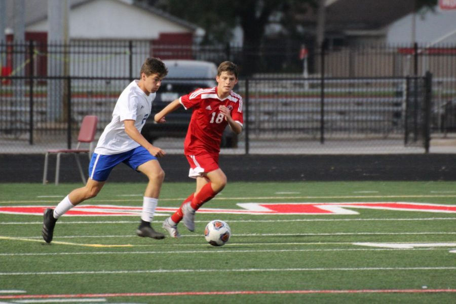 8/30/2020: Boys Varsity Soccer Photo Gallery