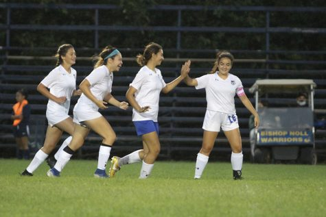 9/8/2020: Girls Varsity Soccer vs Bishop Noll