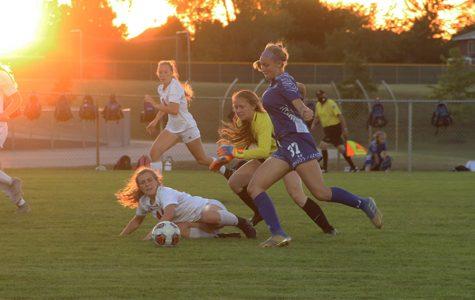 9/2/2020: Girls Varsity Soccer vs Munster
