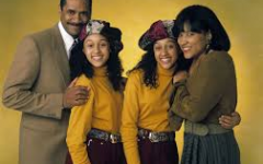 Ray, Tamera, Tia and Lisa are the main characters on the show. The first episode aired on April 1, 1994.