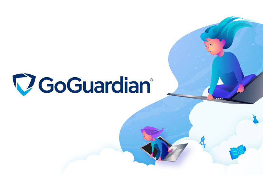 GoGuardian is a technology company that produces educational software. The company has many different programs for class management, filtering and monitoring and mental health.