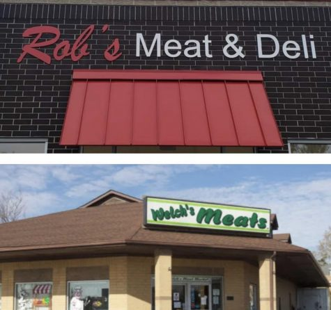 Rob's Meat and Deli and Stop and Shop was put in a poll to see which one people liked more. The final results were very close with 221 people for Rob's and 217 for Stop and Shop.
