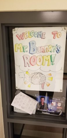 Mr. Bannon, Business, is an LC graduate who teaches business-related classes. He used to teach Introduction to Business but now only teaches Personal Financing, where students will learn how to correctly finance their money.