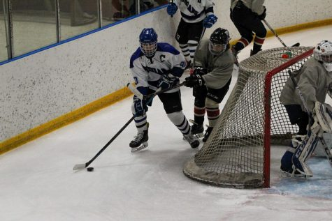 On Oct. 31, Halloween night, the boys white Varsity team took on Wheaton High School and won with a score of 5-0.