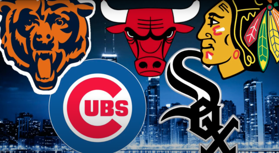 Favorite Chicago sports team