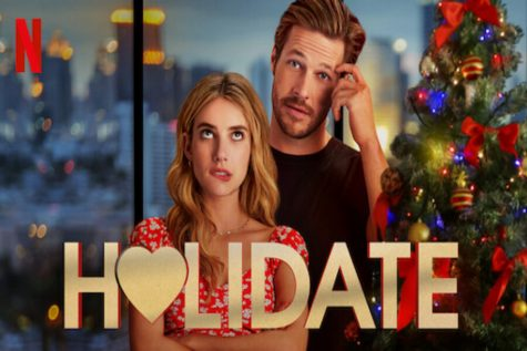 "Holidate was released to Netflix on Oct. 28, 2020. The original plan of having a ""plus-one"" to each holiday get together turned into several embarrassing incidents, creating a true love between the two main characters."