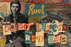 Bright Lights, Red Eyes is Australian singer, Ruel's third and latest EP. It was released on Oct. 23.