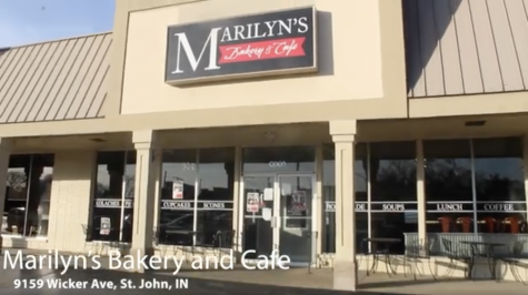 Delicious bakery and cafe down the street from LC!