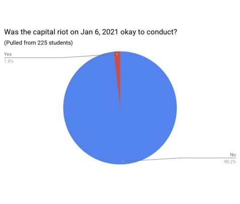 Opinion on the capital riot: Poll