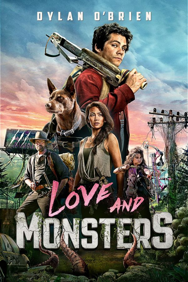 Love and Monsters was released Oct. 12, 2020. It follows Joel Dawson through a monsterpocalypse as he fights to find the love of his life.
