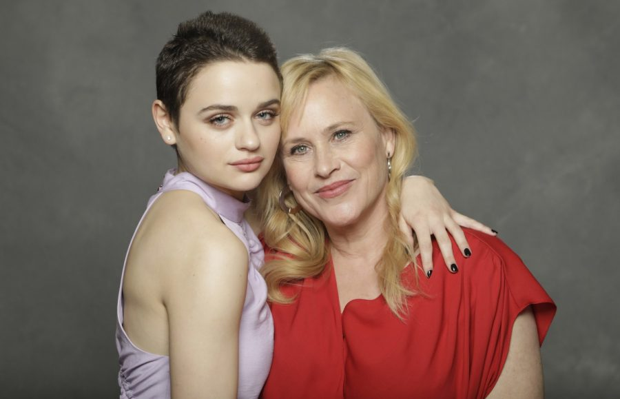 PASADENA, CA -- FEBRUARY 11, 2018: Patricia Arquette, right, and Joey King, star as mother and daughter in Hulu's