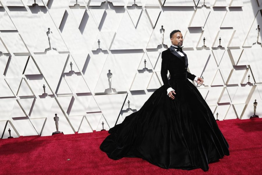 Billy Porter during the arrivals at the 91st Academy Awards on Sunday, Feb. 24, 2019, at the Dolby Theatre at Hollywood & Highland Center in Hollywood, Calif. (Jay L. Clendenin/Los Angeles Times/TNS) Photo.