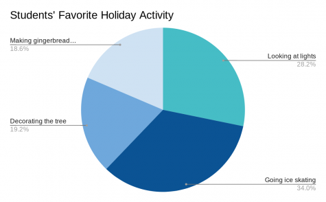 Favorite holiday activities: Poll