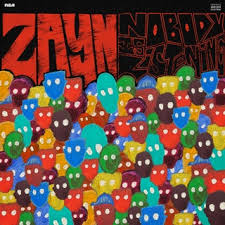 Nobody is Listening is Zayn Malik's third solo studio album, released on Jan. 15, 2021. The cover of the album is actually painted by Malik himself, showing everyone that he felt nobody was listening, but everyone was watching him.