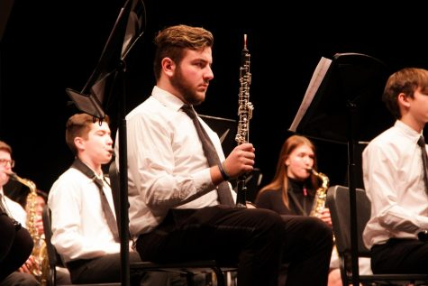 Winter band concert: Photogallery
