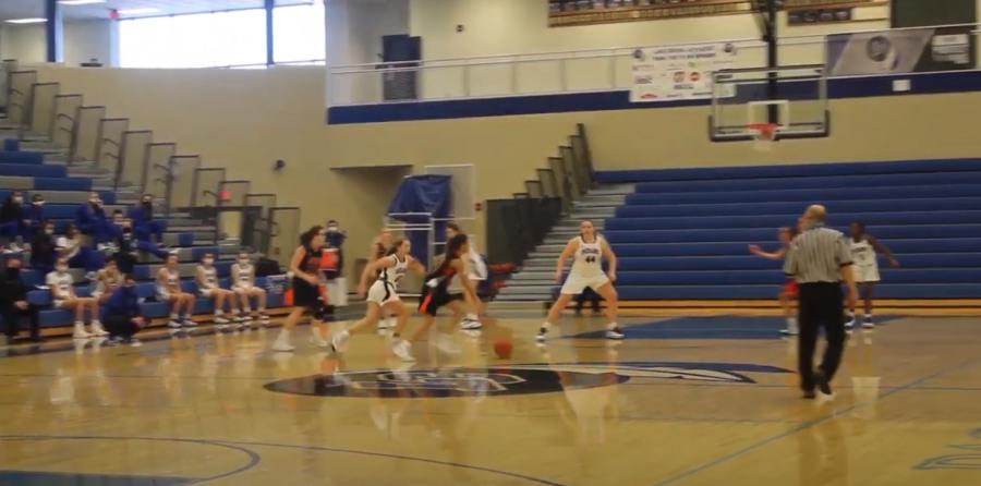 JV Girl's basketball 1/9/2020