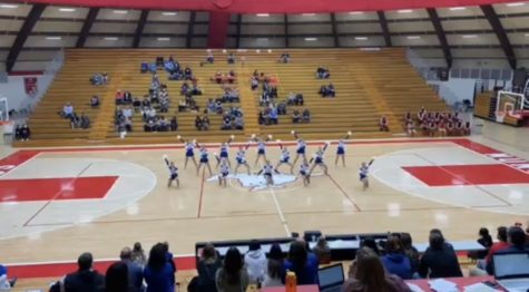Lake Central Centralettes: Munster Dance Invitational