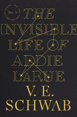 """The Invisible Life of Addie Larue"" by V.E. Schwab (Macmillan)"