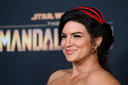 Gina Carano plays the character Cara Dune in The Mandalorian. The show can be streamed on Disney+.