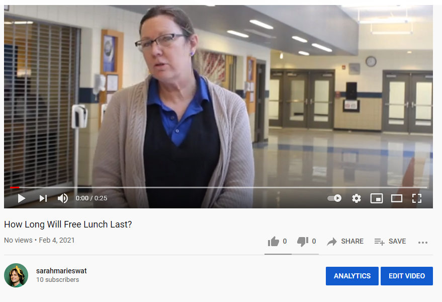 How Long Will Free Lunch Last?