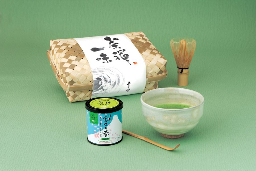 Encourage friends or family to take a few minutes to themselves when they make a fresh cup of matcha tea using this set by Jugetsudo USA. A 1-ounce can of matcha, a traditional tea bowl, a scoop and a whisk all come in a bamboo box. $79.49, jugetsudousa.com  (Jugetsudo USA)