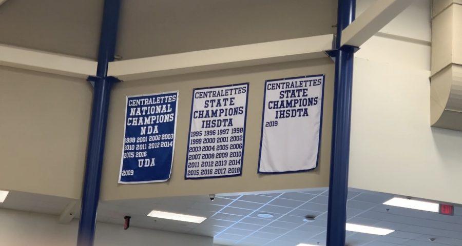 Centralettes: Regional championship