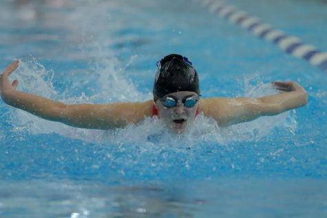 Girls Varsity swim: Photogallery