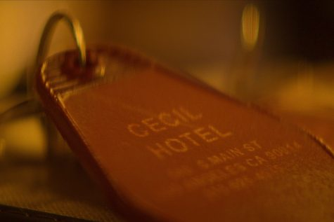 "A scene from ""Crime Scene: The Vanishing at the Cecil Hotel."" (Netflix) Photo provided by mctcampus.com"