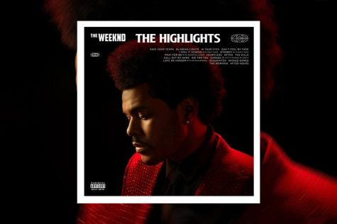 "The Weeknd's album ""The Highlights"" contains 18 of his greatest hits.  The album was released on Feb. 5 on Spotify, Apple Music, YouTube Music and Deezer."