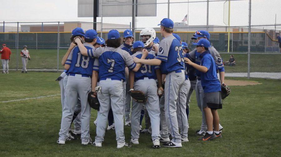 Freshman Baseball: LC vs CP