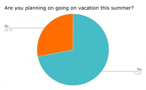 Are you planning on going on vacation this summer?
