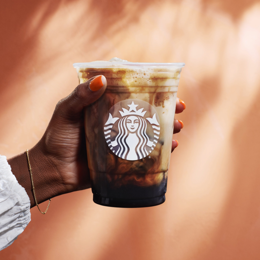 Starbucks+released+the+Brown+Sugar+Oatmilk+Shaken+Espresso+in+the+spring+of+2021.+Priced+at+%245.45%2C+this+drink+offers+a+splash+of+brown+sugar+to+your+everyday+espresso.