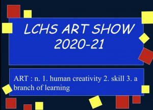 Virtual Art Show 2020-2021