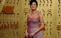 Caption: This is Halsey at the 2019 Primetime Emmy Awards. This event took place on Sept. 22, 2019.  Credits: Jay L. Clendenin/Los Angeles Times/TNS