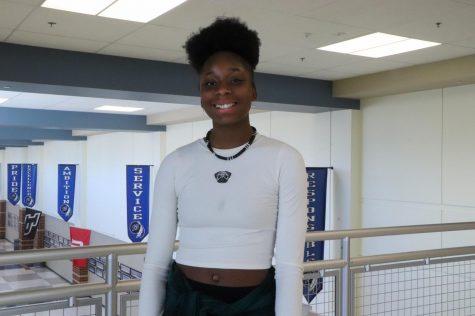 Photo of Amya Hall