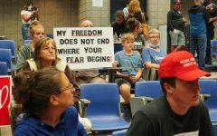 School Board Meeting Rescheduled Due to Behavior of Attendees