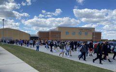 Navigation to Story: False active shooter alert prompts school lockdown