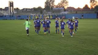 Varsity Girls Soccer Game 9/23/21