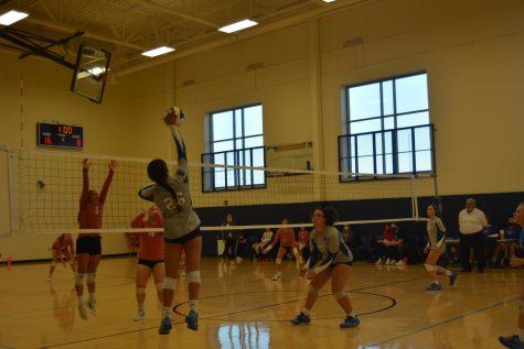 Freshman Volleyball vs. Portage Photo Gallery
