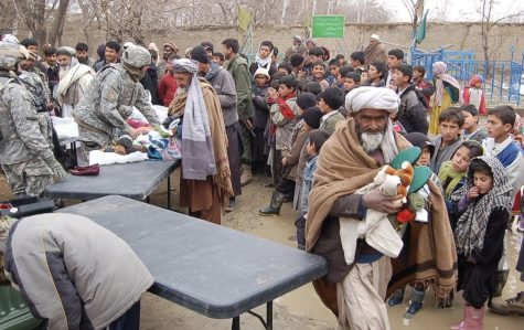 Interact Fundraiser: Afghan Donations