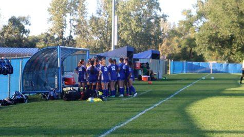 JV Girls Soccer vs. Valpo