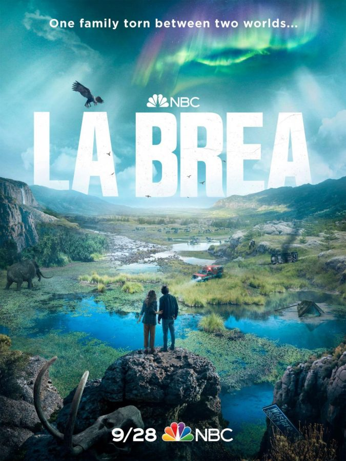"""""""La Brea"""" airing on NBC for its first season. The show premiered on Sept. 28."""