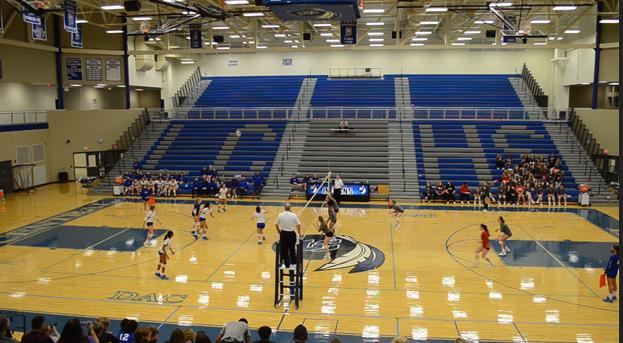 Lake Central vs Portage Varsity Volleyball